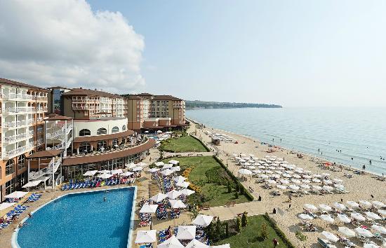 Hotel Sol Luna Bay Resort Bulgarie