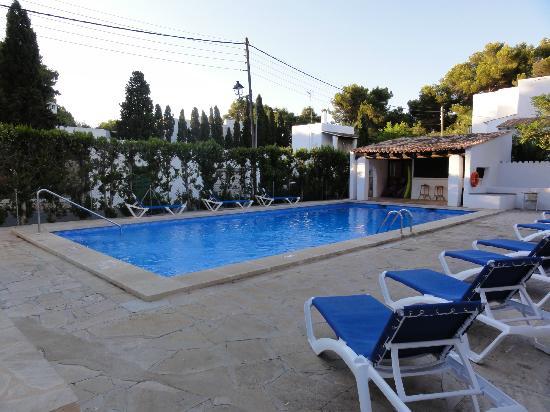 Casa Ceiba Maria: Het zwembad
