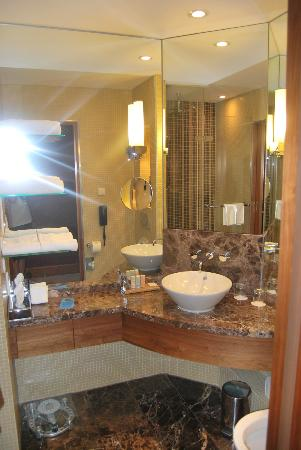 Radisson Blu Style Hotel, Vienna: Salle de bains