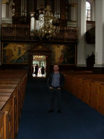Church of the Holy Ghost: Inside The Church Of The Holy Spirit