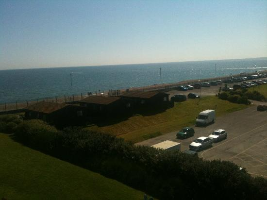 Butlins Shoreline Hotel: View from top floor of Shoreline Hotel