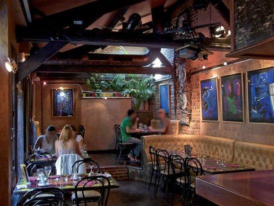 Les Lilas, France: Restaurant El Triton