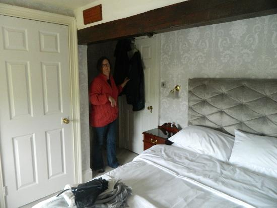 Chester Recorder House: bedroom