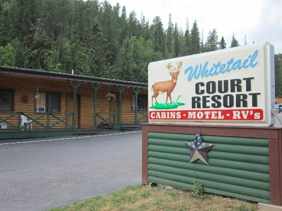 Lead, Dakota del Sur: Whitetail Court Resort