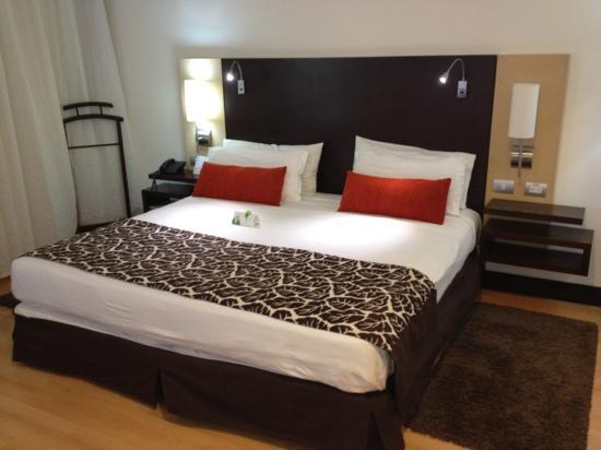 Hotel San Silvestre: habitación