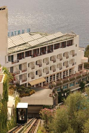 Hotel Antares: отель
