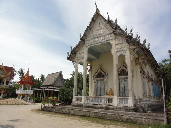 Wat Kiri Wongkaram: temple