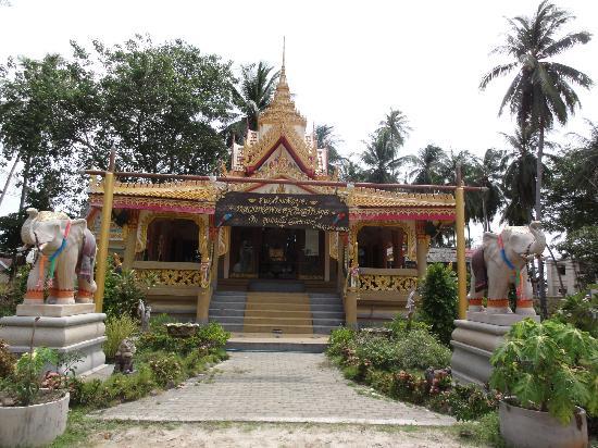 Wat Kiri Wongkaram: temple du moine momifié