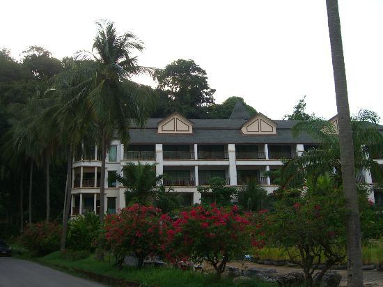 Krabi Resort: Deluxe Hotel - garden view
