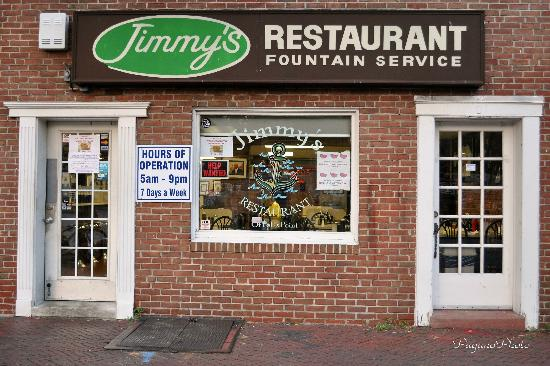 ‪Jimmy's Restaurant‬