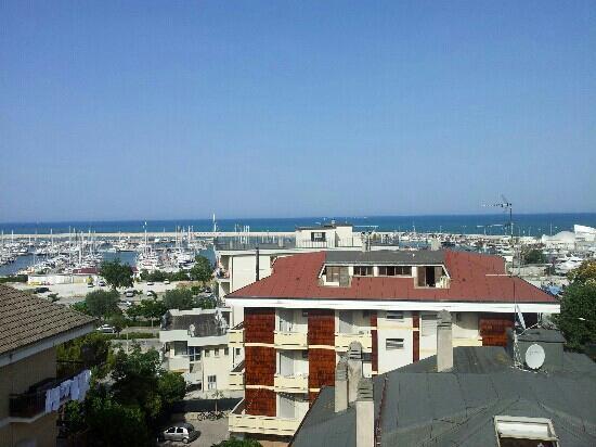 Hotel Riviera: panorama