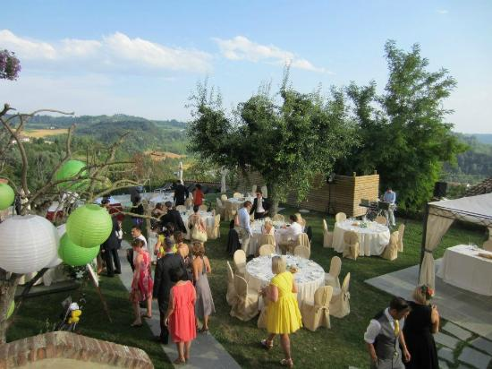 Antico Borgo Monchiero: Wedding Reception