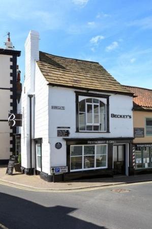Becket's Restaurant & Grill: Becket's Restaurant and Grill Knaresborough
