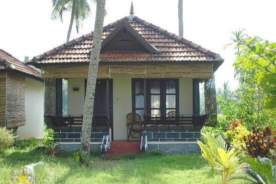 Maadathil Cottages: vue exterieure