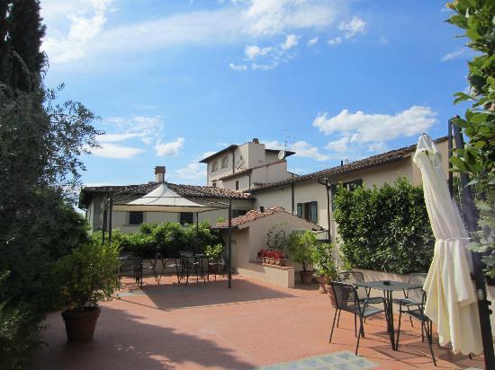Residenza La Torricella: Entrée