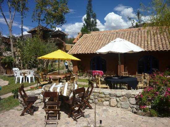La Capilla Lodge: Capilla Garden