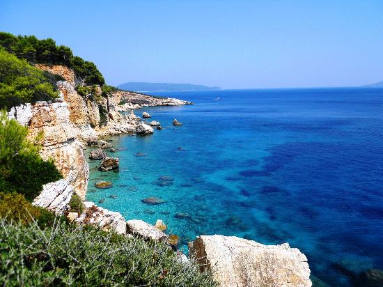 Alonissos - Picture of National Marine Park of Alonissos ...
