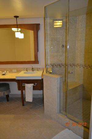 Avila Village Inn: bathroom