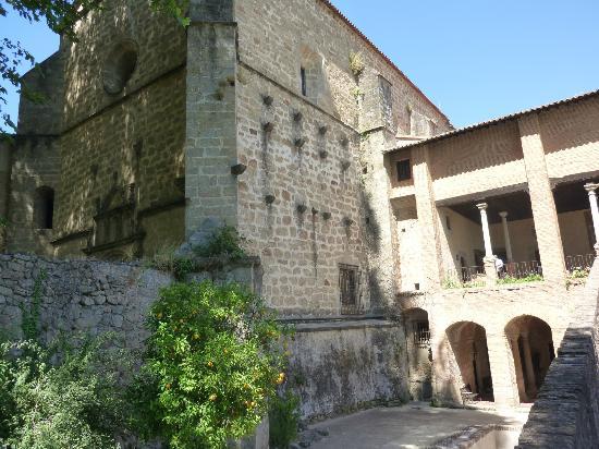 Monasterio de San Jeronimo de Yuste : Monastery