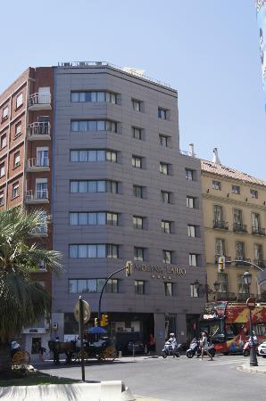 Hotel Molina Lario: hôtel moderne très bien situé