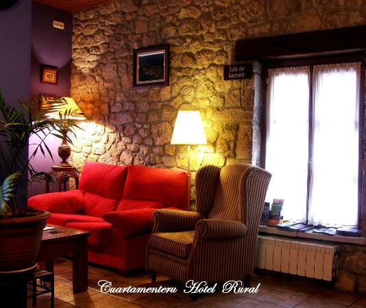 Hotel Rural Cuartamenteru: WIFI gratis