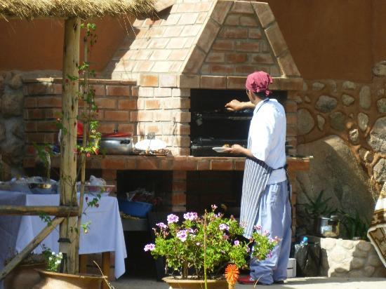 La Capilla Lodge: BBQ