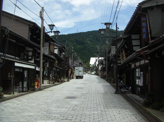 Inami: Yohkamachi Street