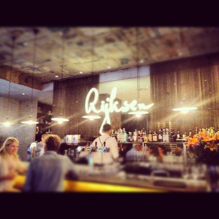 Rijksen Restaurant : Bar