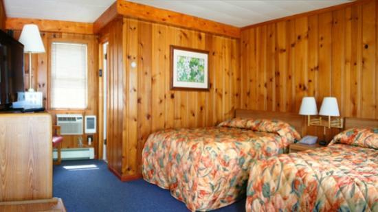 Dell Creek Motel: Double Room