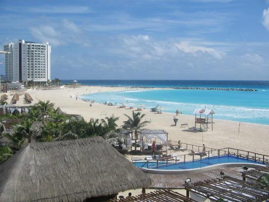 Viva Wyndham Azteca : Cancun, la Miami messicana