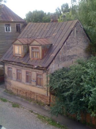 Dodo Hotel: vista diurna desde la habitación