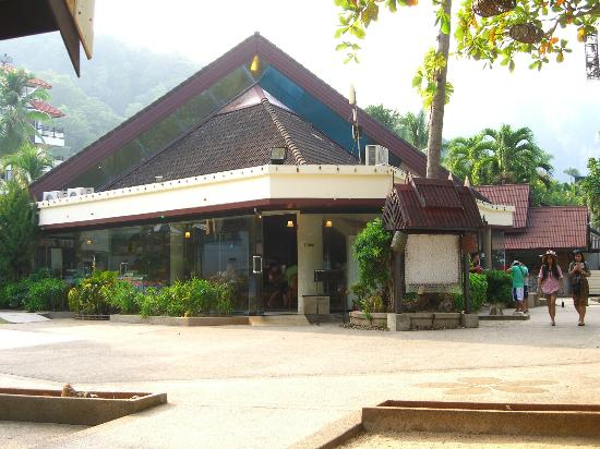 Krabi Resort: Restaurant