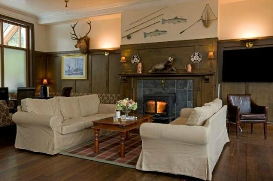 Best Western The Crianlarich Hotel: Highland Lounge Restaurant and relaxation area