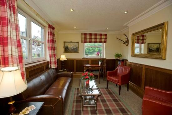 Best Western The Crianlarich Hotel: Small meeting room with guest PC available for all day