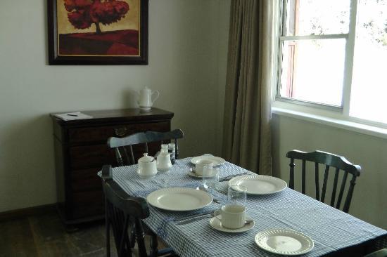 Fiddler's Green B&B : Fiddler's Breakfast Room