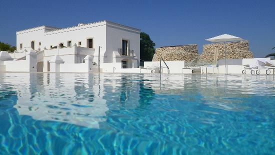 Masseria Bagnara Resort & Spa: piscina