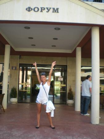 Forum Hotel: was nice