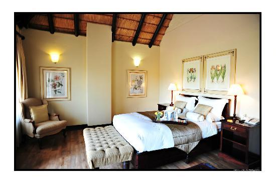 Toadbury Hall Country Hotel: Bridal Suite