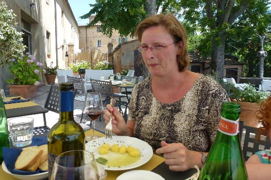 The view - Picture of Terrazza Val D\'Orcia, Pienza - TripAdvisor