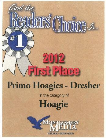 Primo Hoagies