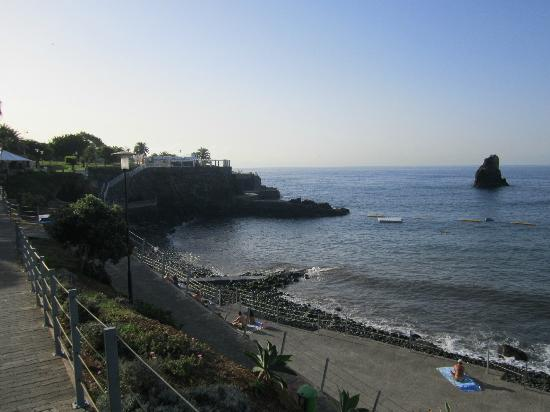 Enotel Lido Madeira : View to the ocean