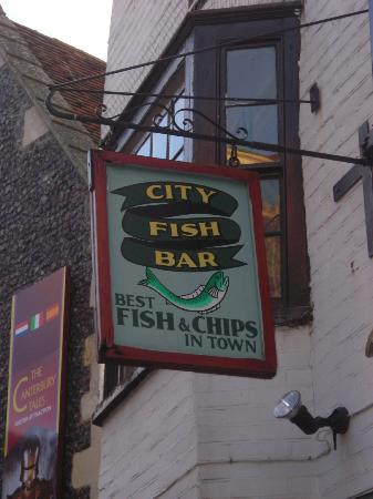 City Fish Bar