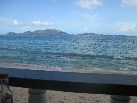 Sebastian's Seaside Grille: view from restaurant