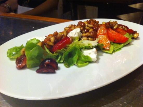 Cocotte: salad