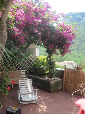My Salerno Apartment: Terracotta Terrace