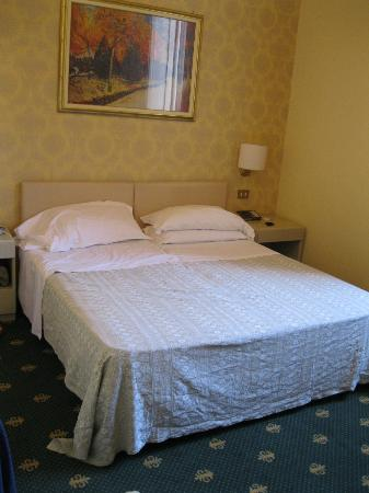Grand Hotel Plaza & Locanda Maggiore: Our room