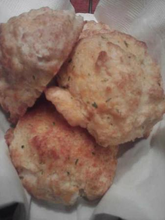 Red Lobster: Yummy biscuits