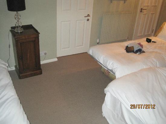 Brooks Guesthouse : Room 7 - triple room £120/night