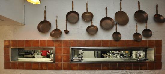 Auberge Casa de Mateo: Restaurant