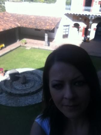 El Museo Bocamina San Ramón : dentro de la hacienda